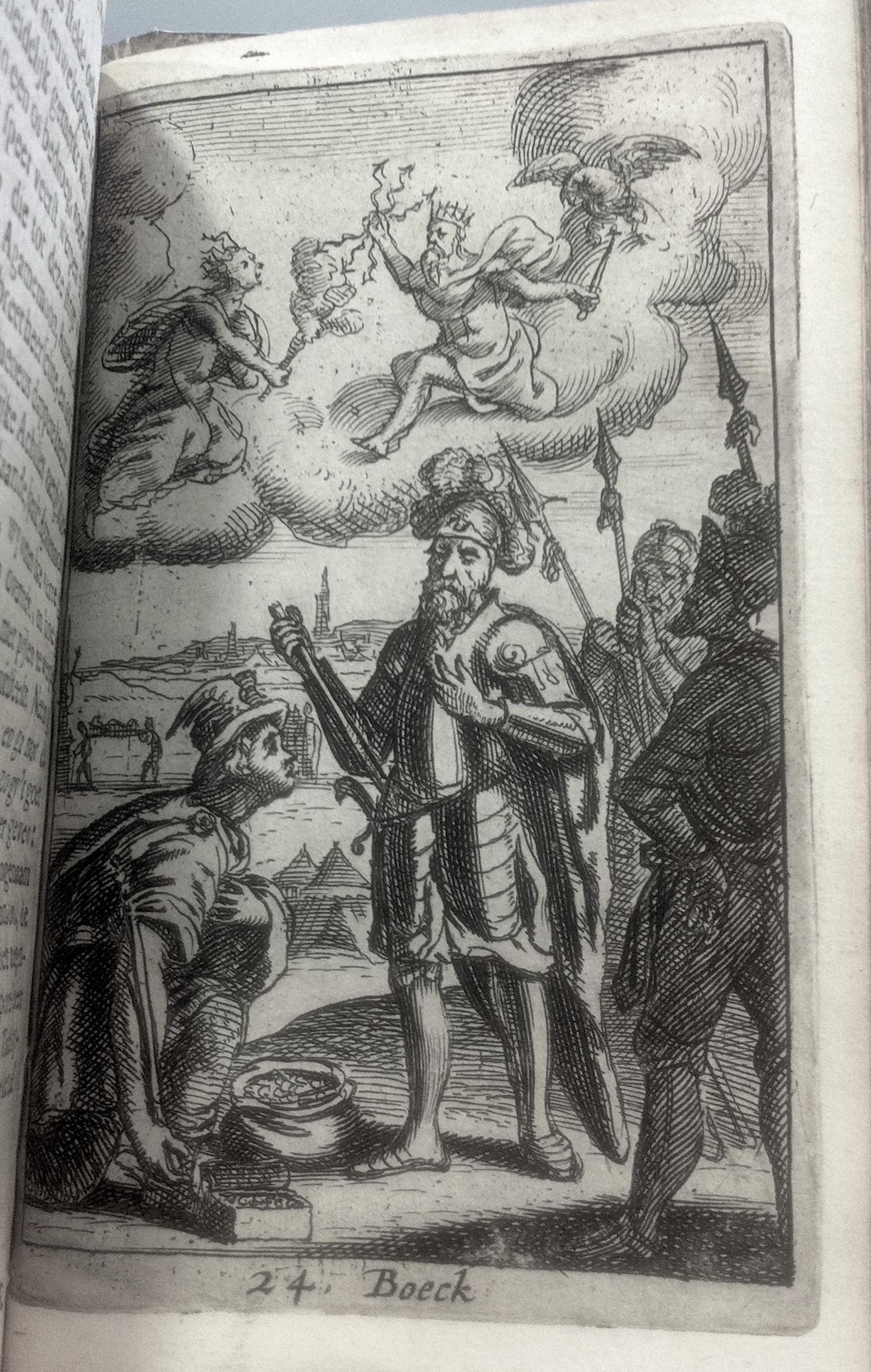 koning van argos tijdens trojaanse oorlog