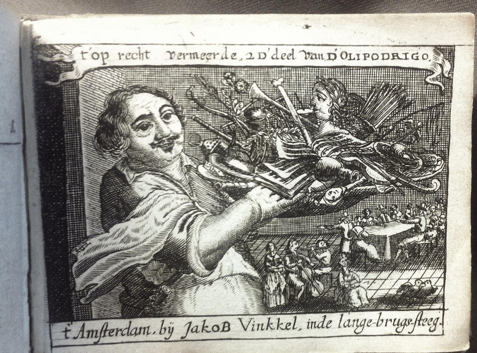 Nederlandse vertalingen van horatius tot 1800