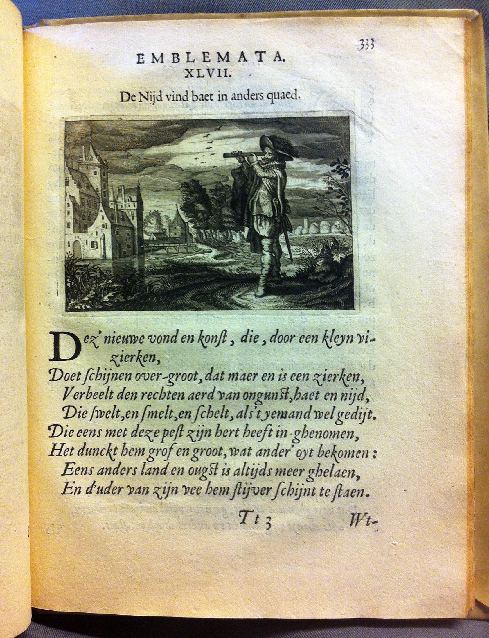 Johan de brune   emblemata   1624
